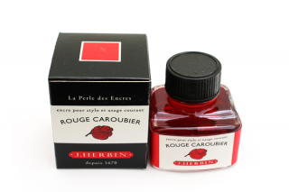 Image of Ink Herbin Bottle 30ml Rouge Caroubier