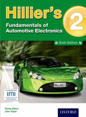 Image of Hillier's Fundamentals Of Automotive Electronics