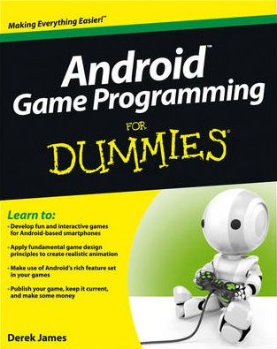 Image of Android Game Programming For Dummies