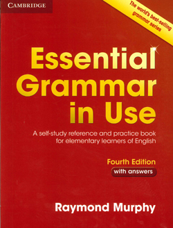 Image of Essential Grammar In Use : With Answers