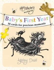 Image of Hairy Maclary And Friends : Baby's First Year Cards