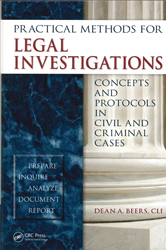 Image of Practical Methods For Legal Investigations : Concepts And Protocols In Civil And Criminal Cases
