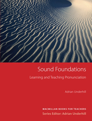Image of Sound Foundations : Learning And Teaching Pronunciation