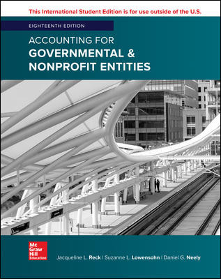 Image of Accounting For Governmental And Nonprofit Entities
