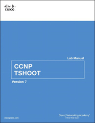 Image of Ccnp Tshoot : Version 7 : Lab Manual