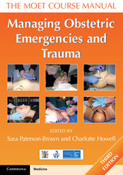 Image of Managing Obstetric Emergencies And Trauma : The Moet Course Manual