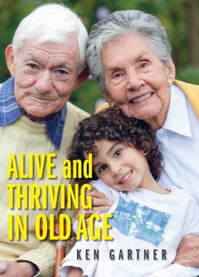 Image of Alive And Thriving In Old Age