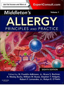 Image of Middleton's Allergy : Principles And Practice : 2 Volume Set