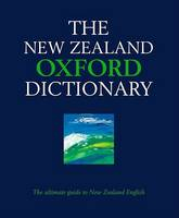 Image of Nz Oxford Dictionary : Thumb Index Edition