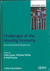 Image of Challenges Of The Housing Economy : An International Perspective