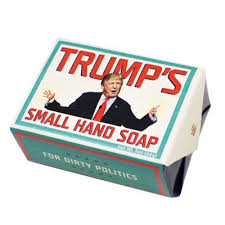 Image of Trump's Small Hand Soap