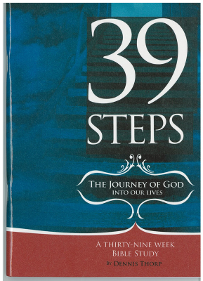 Image of 39 Steps : The Journey Of God Into Our Lives : A Thirty-nineweek Bible Study
