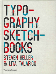 Image of Typography Sketchbooks
