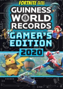 Guinness World Records 2020 : Gamer's Edition