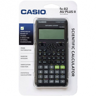 Image of Calculator Casio Fx-82au Plus Ii 2nd Edition