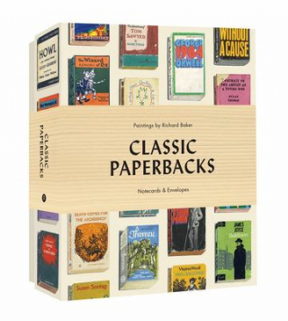 Classic Paperbacks : Notecards and Envelopes
