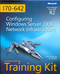 Image of Mcts Self Paced Training Kit Exam 70-642 Configuring Windowsserver 2008