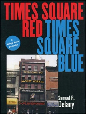 Image of Times Square Red Times Square Blue