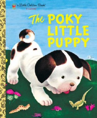 Image of Poky Little Puppy : Golden Books