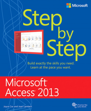 Image of Microsoft Access 2013 : Step By Step