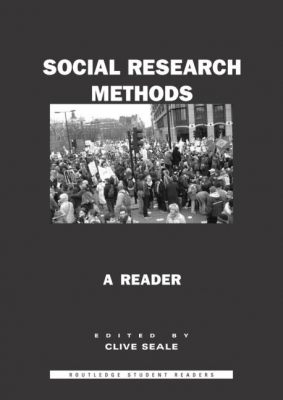 Image of Social Research Methods A Reader