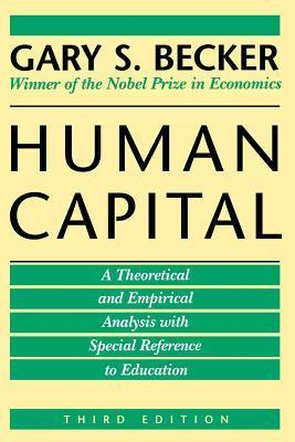 Image of Human Capital A Theoretical & Empirical Analysis With Special Reference To Education