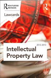 Intellectual Property Lawcards : 2012-2013