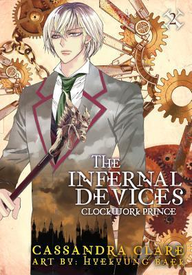 Image of Clockwork Prince : The Infernal Devices Book 2 Manga Graphicnovel