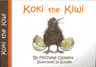 Image of Koki The Kiwi