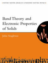 Image of Band Theory & Electronic Properties Of Solids