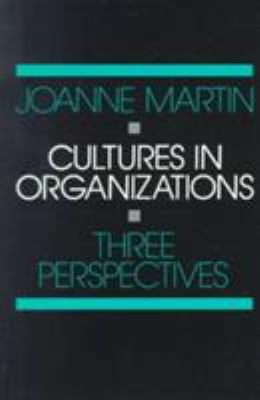 Image of Cultures In Organizations : Three Perspectives