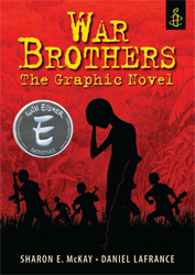 Image of War Brothers : Graphic Novel