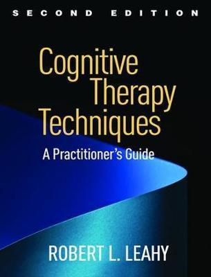 Image of Cognitive Therapy Techniques A Practitioner's Guide