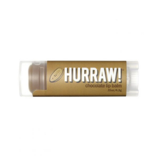 Image of Chocolate : Hurraw Lip Balm