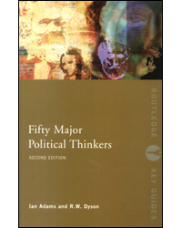 50 Major Political Thinkers 2nd Edition