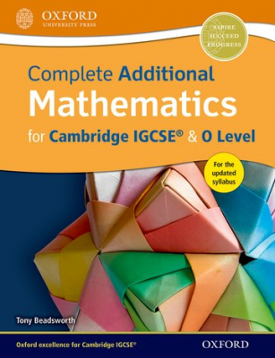 Image of Complete Additional Mathematics For Cambridge Igcse And O Level