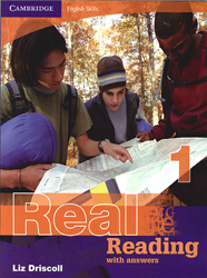 Image of Real Reading 1 : With Answers