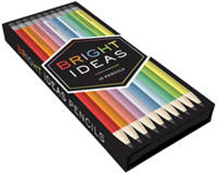 Image of Bright Ideas Pencils : A Pencil Set With 10 Shades Of Inspiration