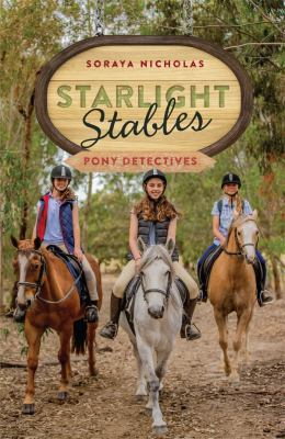 Image of Pony Detectives Starlight Stables Series