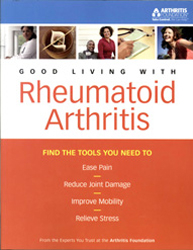 Image of Arthritis Foundations Guide To Good Living With Rheumatoid Arthritis