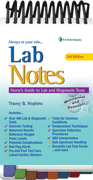 Image of Labnotes : Guide To Lab And Diagnostic Tests