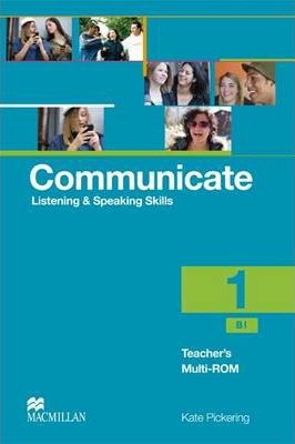 Image of Communicate 1 : Listening And Speaking Skills Teacher's Multi-rom