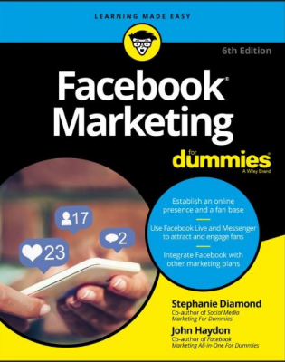 Image of Facebook Marketing For Dummies