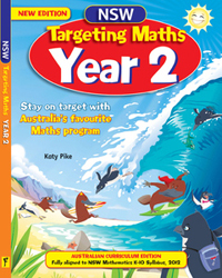Image of Targeting Maths Nsw Student Book Year 2