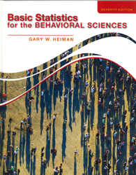 Image of Basic Statistics For The Behavioral Sciences