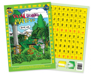 Image of Clever Kiwi Fun Doing Maths Book 1