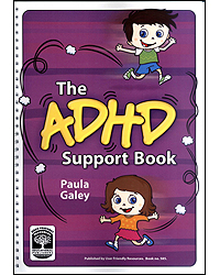 Adhd Support Book