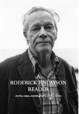 Image of A Roderick Finlayson Reader