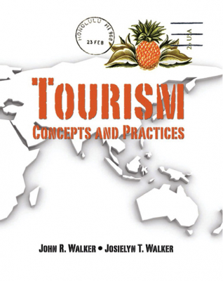 Image of Tourism : Concepts And Practices