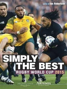 Image of Simply The Best Rugby World Cup 2015